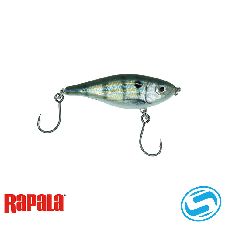 Rapala Twitchin' Mullet 8 (Pin Fish)