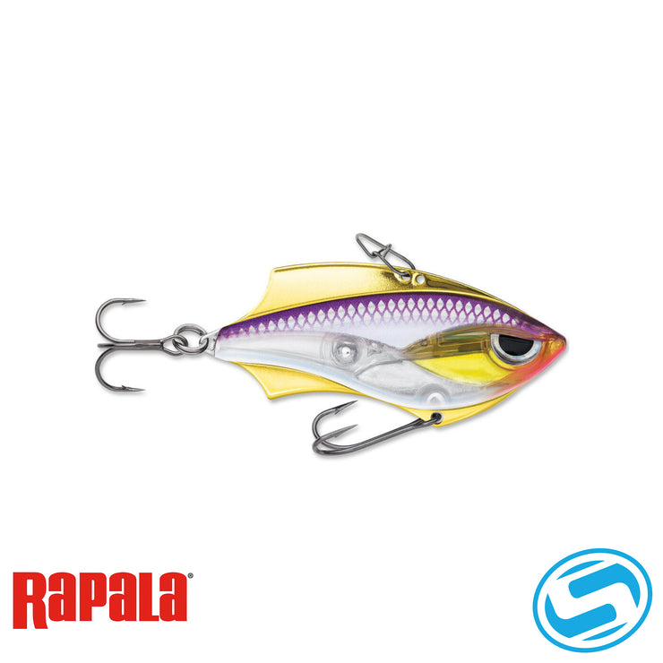 Rapala Rap-V Blade (purpledescent)