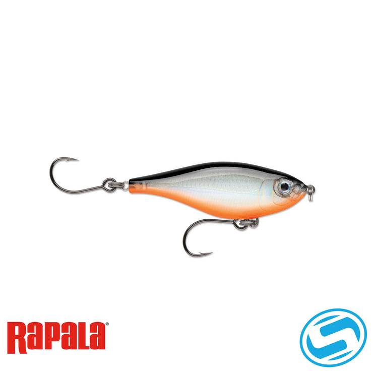 Rapala Twitchin' Mullet 6 (Red Belly)