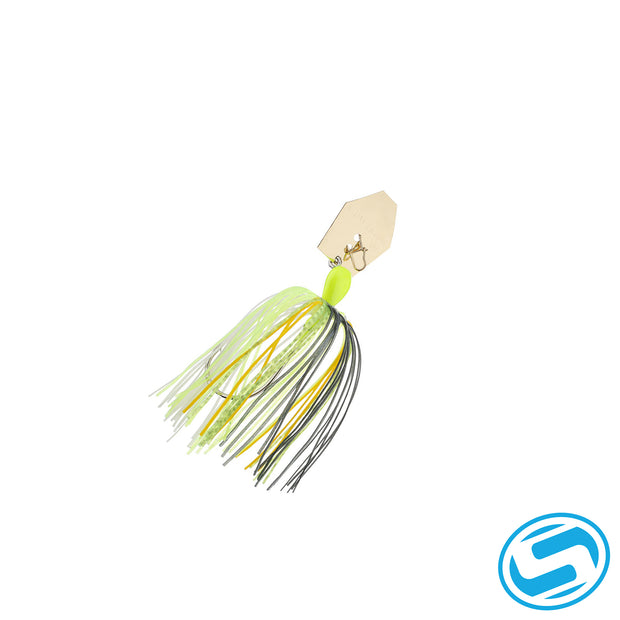 Zman Chartreuse Sexy Shad Chatterbait