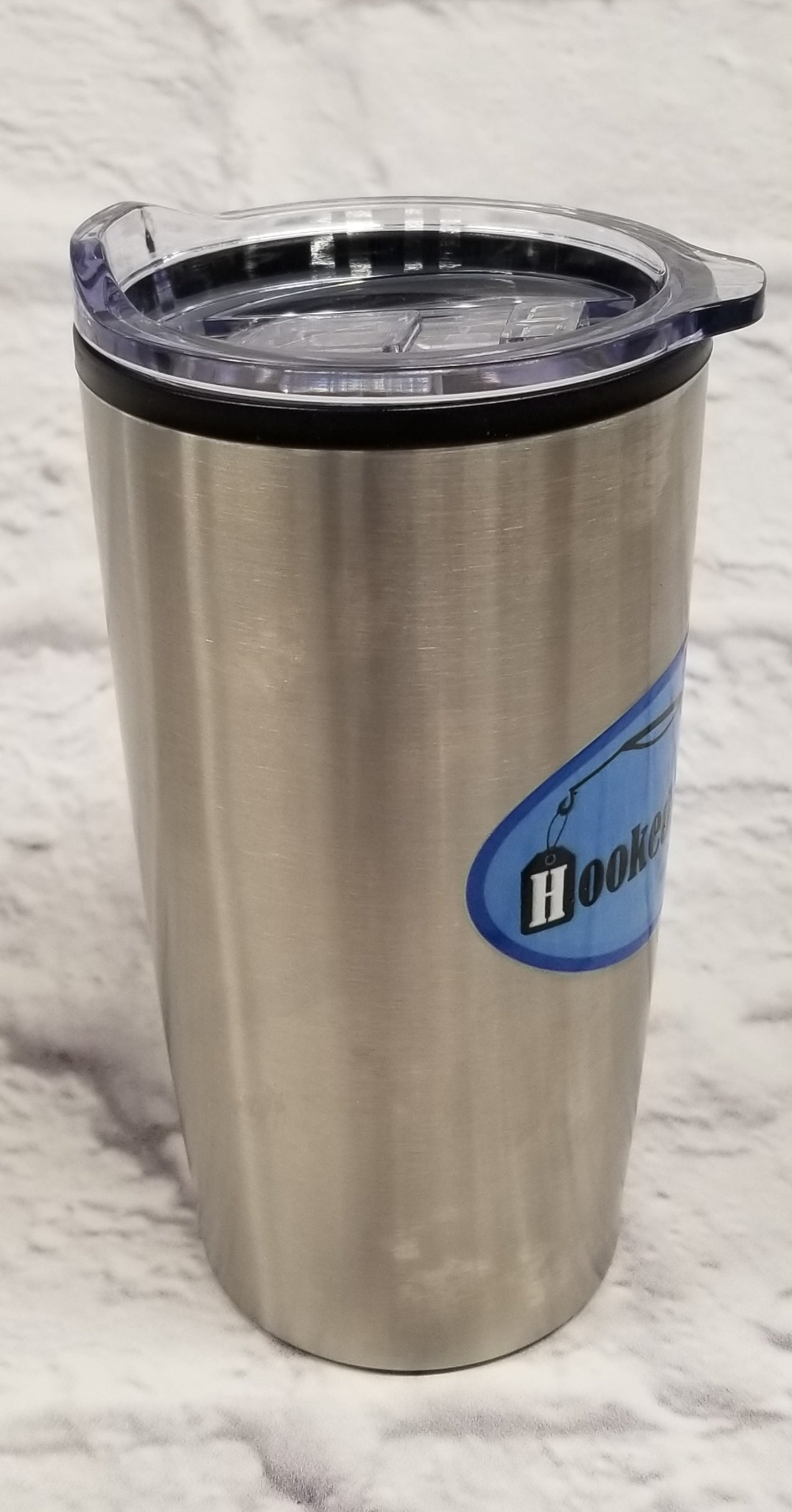 Hooked on Pickin' 20 oz Stainless Steel Tumbler
