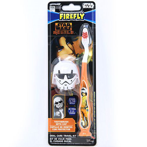 Star Wars Toothbrush with Cap