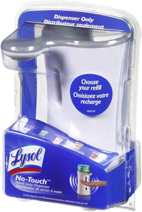 LYSOL Healthy Touch Hand Soap, Gadget Only, White