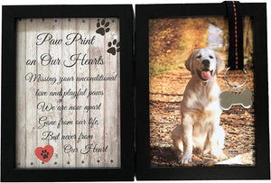 "Pet Memorial 5""x7"" Picture Frame"