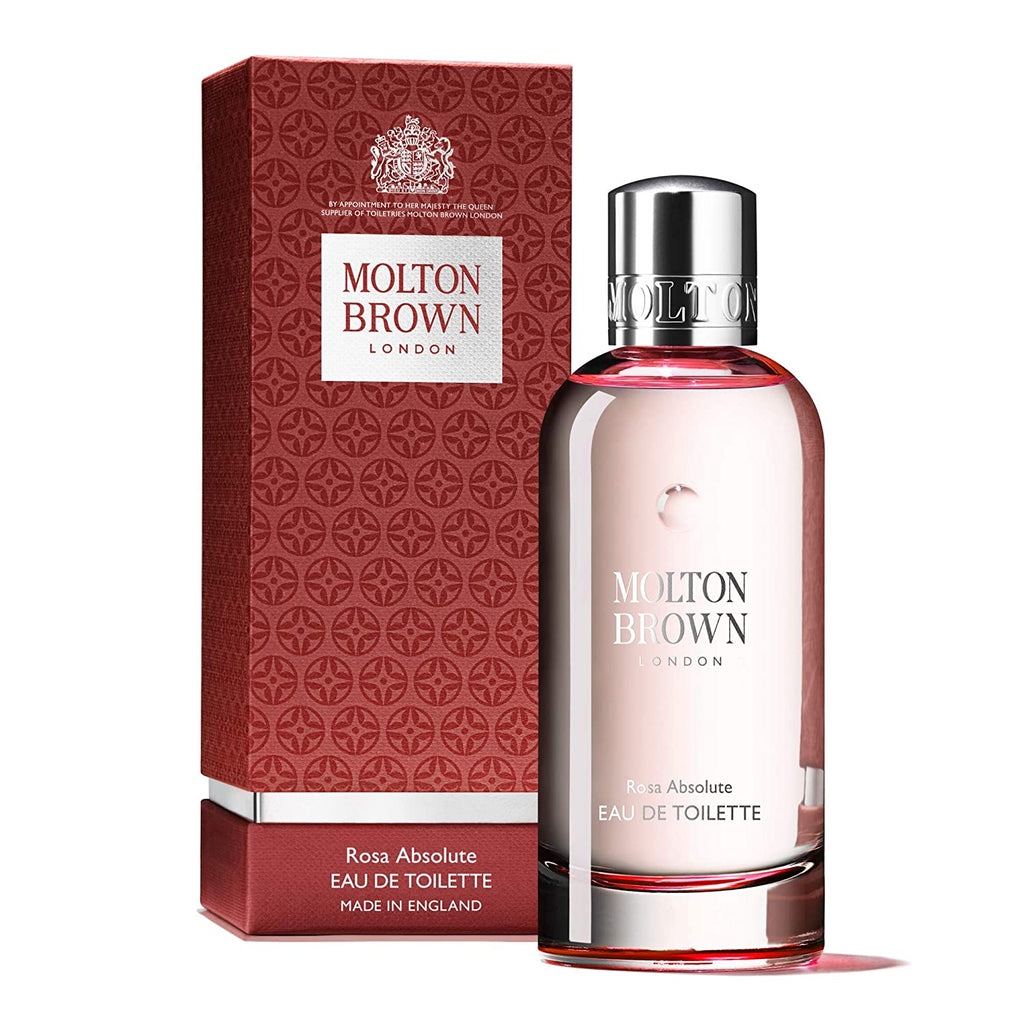 Molton Brown Eau de Toilette Spray, Rosa Absolute, 1.7 Fl Oz