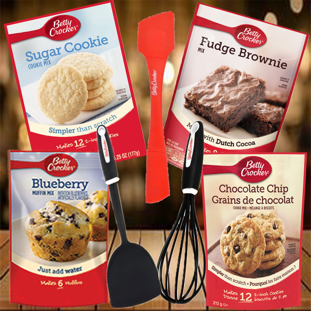 Betty Crocker Baking Bundle