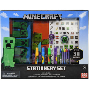 Minecraft 30pc Stationary Set