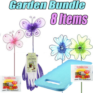 Garden Gift Bundle 8 Pack