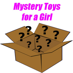 Mystery Toy Box for a Girl