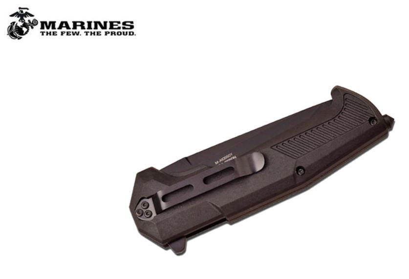 "4.75"" U.S MARINES STRIKER KNIFE"