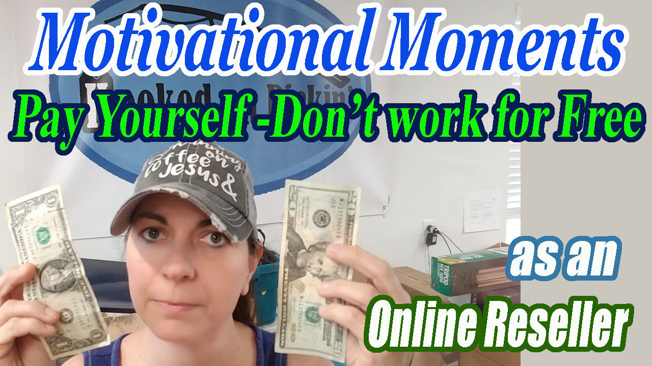 Pay Yourself - Don't Work for Free Motivational Moments PDF Transcript