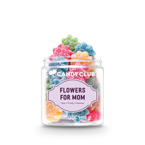 Candy Club Jars of Sweets & Gummies