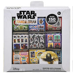 "Star War ""The Child"" 9 Roll Sticker Box"
