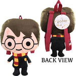 Harry Potter Plush Backpack
