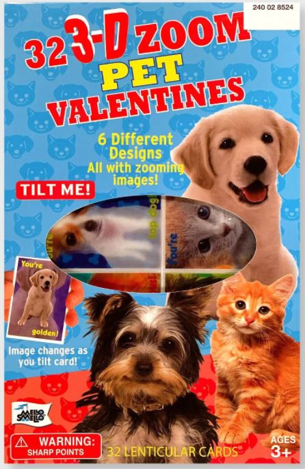 Assorted Valentines Activity Packs