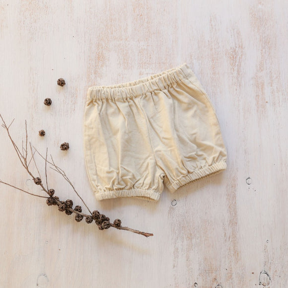 Piper & Me Remy shorts cream girls and boys