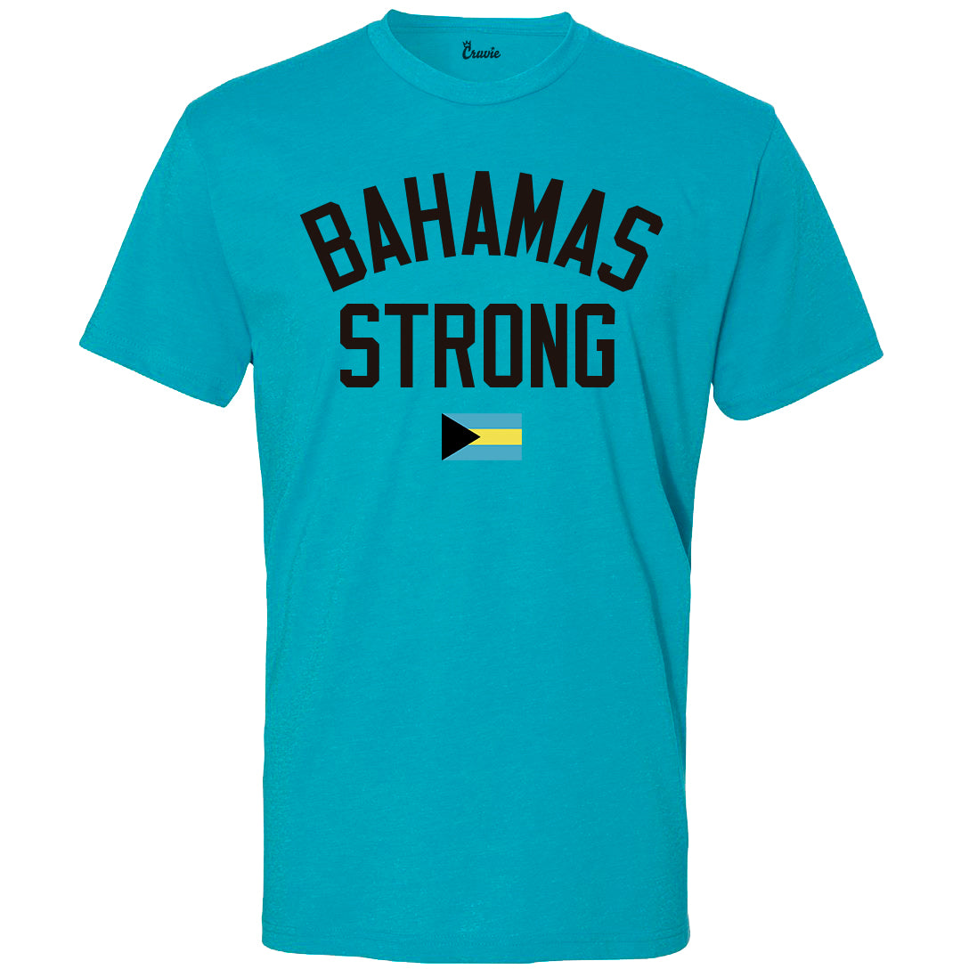 Bahamas Strong | Bahamas Hurricane Relief T-Shirt