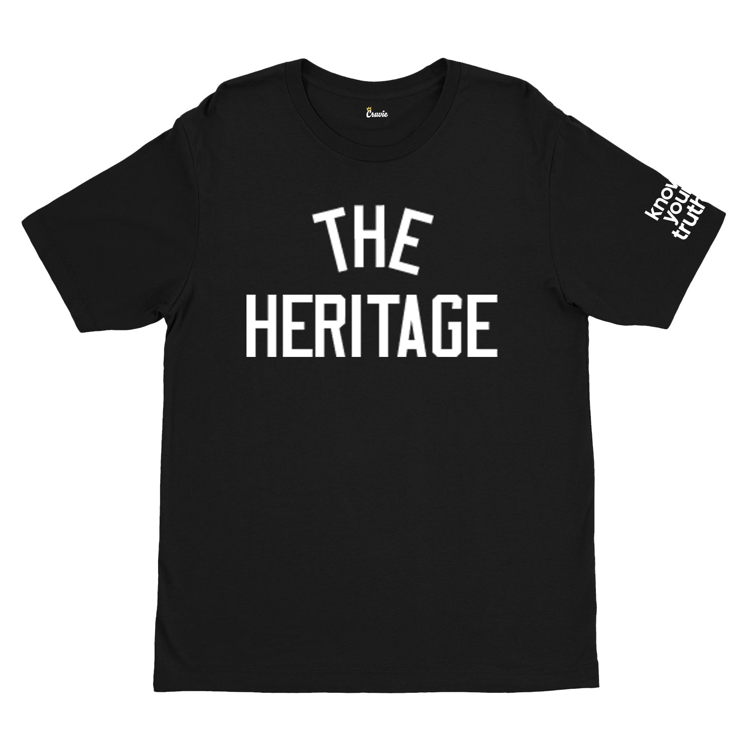 KYT? | THE HERITAGE Shirt - Black