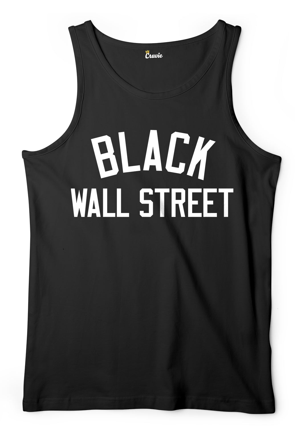 KYT? | BLACK WALL STREET Shirt - Black