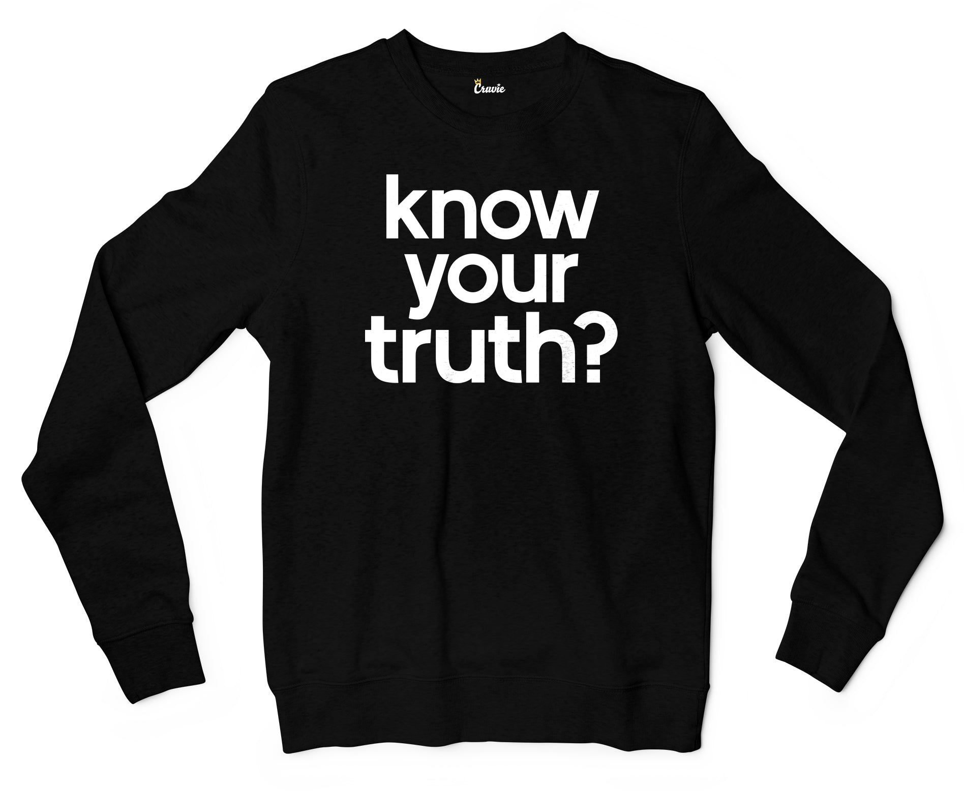 KYT? Flagship Shirt - Black