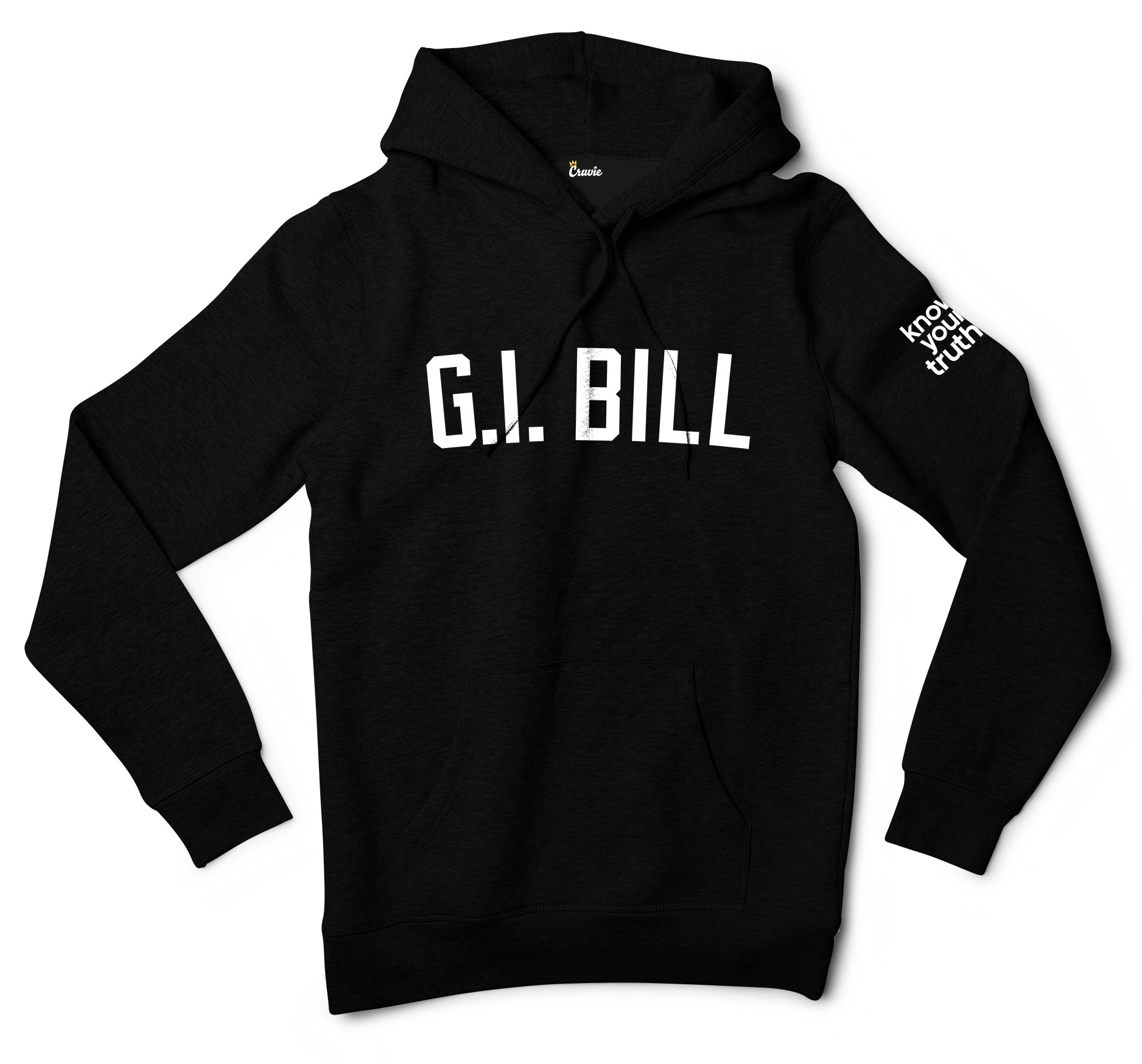 KYT? | G.I. BILL Shirt - Black