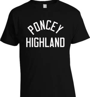 Poncey Highland