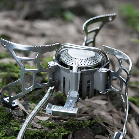 Free shipping Outdoor split type camping cooking stove, cooking gas,portable stove Bulin BL100-T4-A - Backyard Gardener | DIY, Gardening & Home Decor