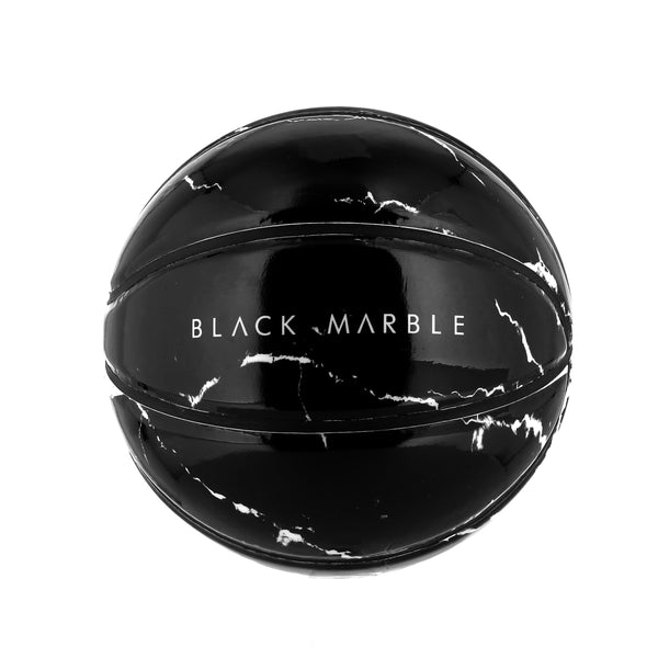 BASKETBALL SPHERE PARIS BLACK MARBLE MAIN