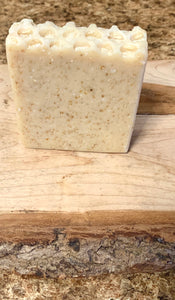 Oat-n-Honey Goat Milk soap