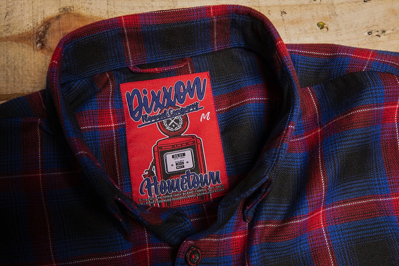 Hometown Women's Flannel