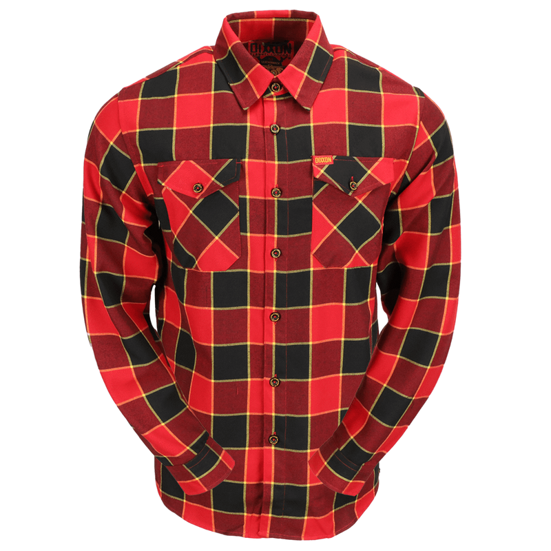 Leatherneck Flannel