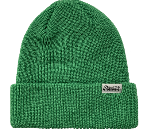 DOCK BEANIE - KELLY GREEN