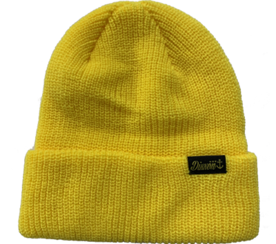 DOCK BEANIE - YELLOW