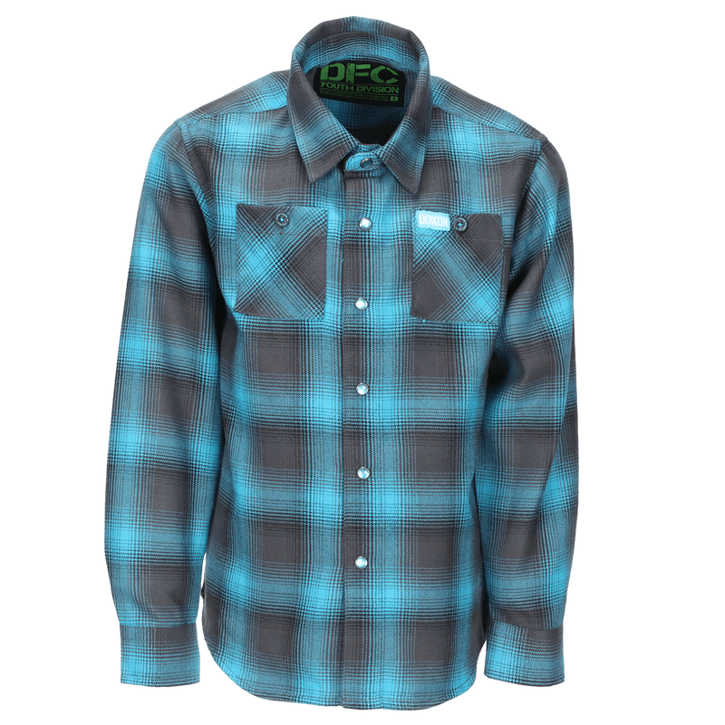 Youth Pacifica Flannel