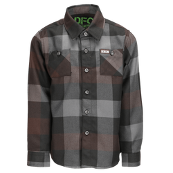 Youth Valencia Flannel