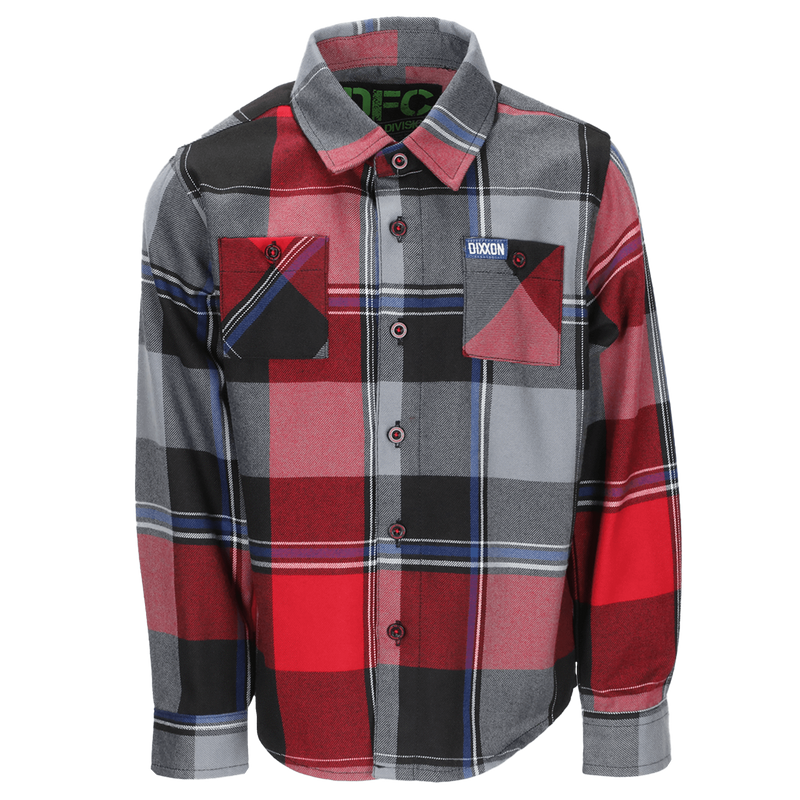Youth Plissken Flannel
