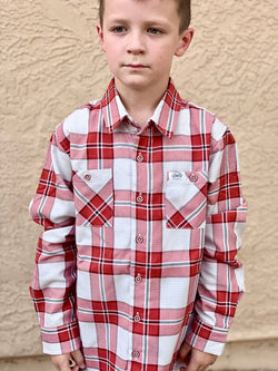 Youth S&S Flannel