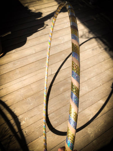 PE – Fitness and beginner Hula Hoop (Color Goddess)