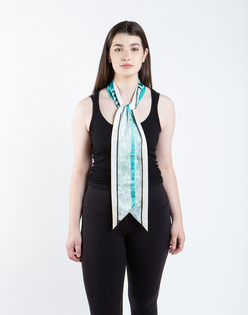 "72"" x. 4.5"" Bondi Beach Pool Scarf"