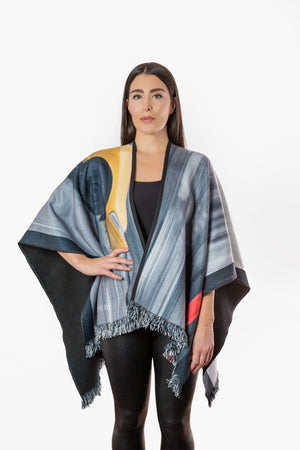 New York City Reversible Cape