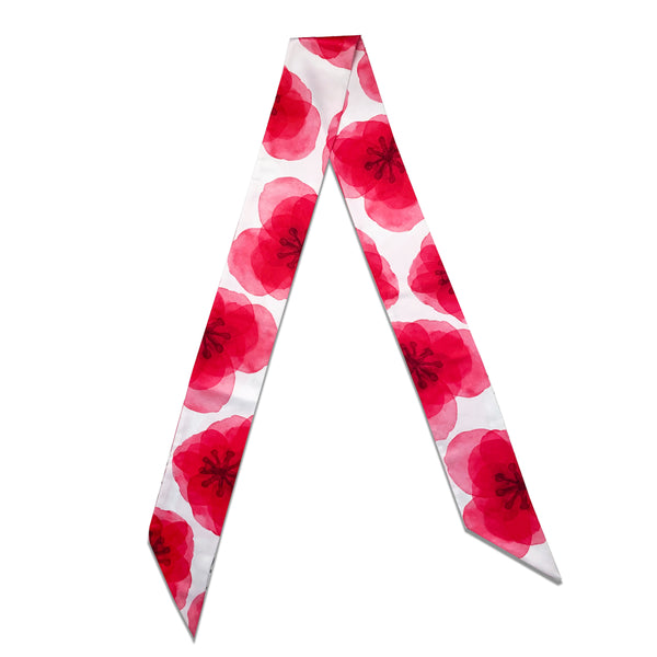 "Limited Edition Heart ""Valentine's Day"" Scarf"