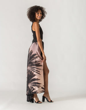 Los Angeles Printed Skirt - NOSOFACLUB