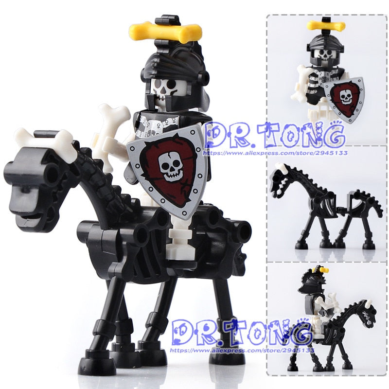 Lego The Lord Of The Rings Medieval Castle Knights Rome Knights
