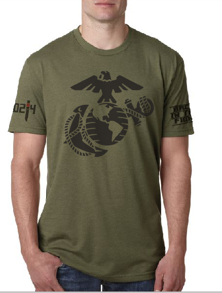 Branch of Service Tee - Marines