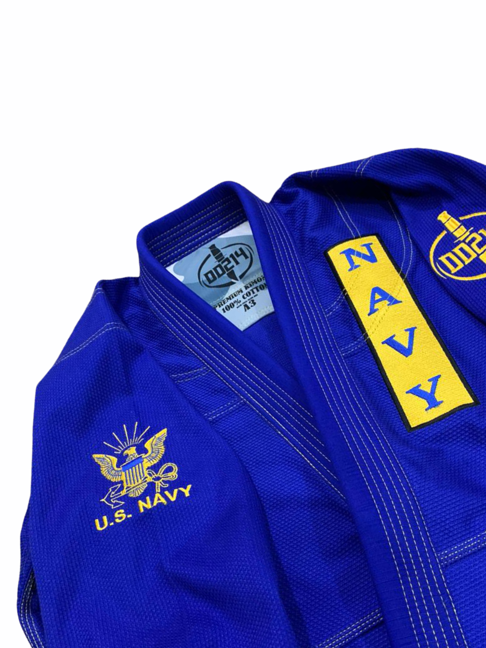 Full Speed Ahead Jiu Jitsu Gi