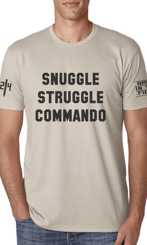 Snuggle Struggle Commando