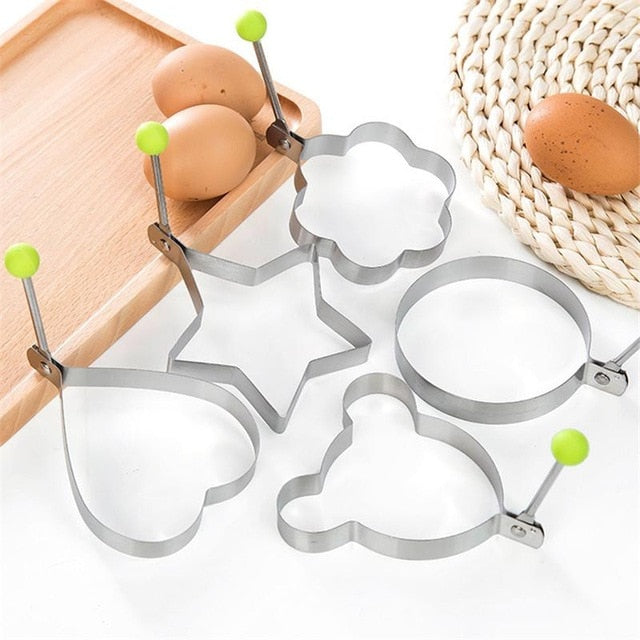 Stainless Steel Egg / Pancake Shaper