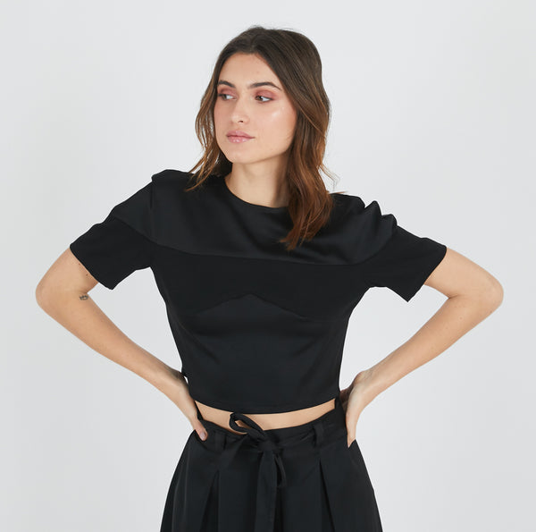 Satai Black Top