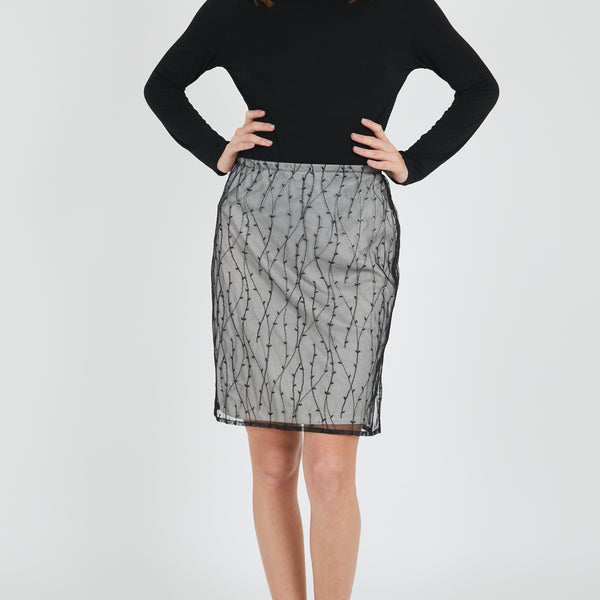 Simon Midi Skirt