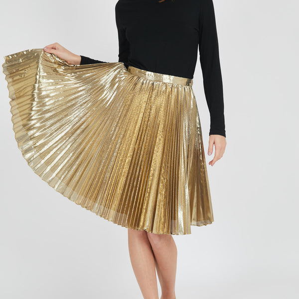 Chris Gold Skirt